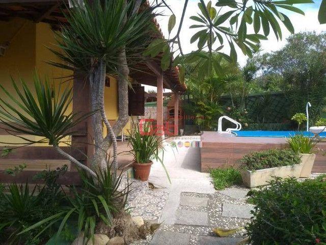 Casa com 4 dormitórios à venda, 505 m² por R$ 450.000,00 - Praia do Sudoeste - São Pedro d - Foto 7
