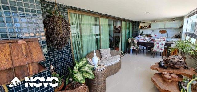 Apartamento 4 Quartos para Venda em Salvador, Patamares, 4 dormitórios, 4 suítes, 5 banhei - Foto 6
