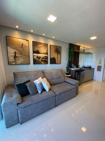 Apartamento 03 quartos sendo 01 suite vista mar em Macae - Foto 7