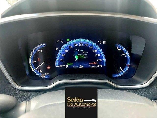 Toyota Corolla 2021 1.8 vvt-i hybrid flex altis cvt - Foto 10