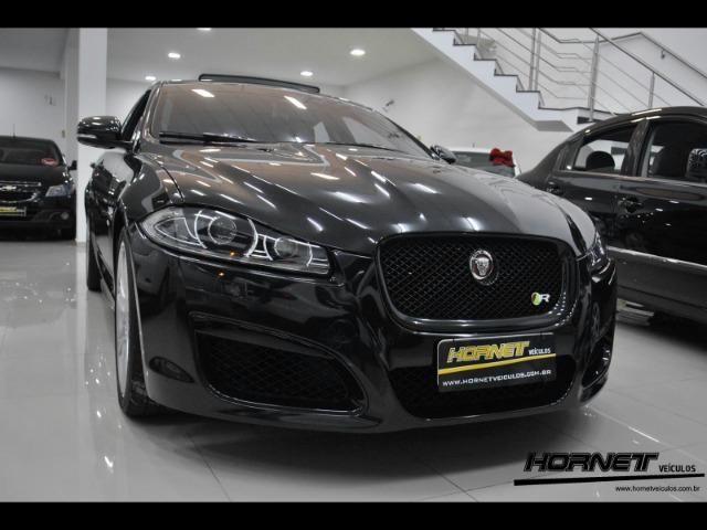Jaguar Xfr V8 5.0 Supercharged 2015 *igual A 0km*oportunidade única*único á