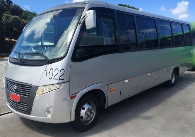 Microônibus Volare Dw9 2012 completo