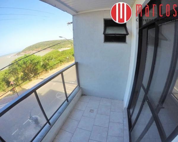 Apartamento 2 quartos, de frente para o mar na Praia da Peracanga em Guarapari. - Foto 5