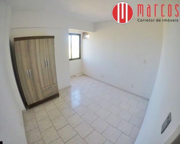 Apartamento 2 quartos, de frente para o mar na Praia da Peracanga em Guarapari. - Foto 10