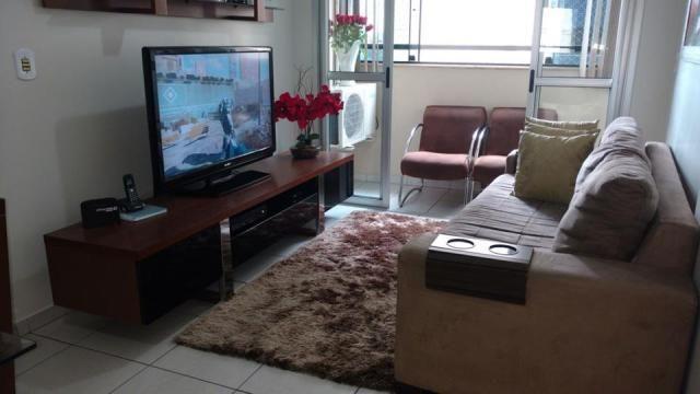 Apartamento 3 quartos, QI 416, Samambaia Norte, Res. Palmeiras 3 Qtos 2 Vagas