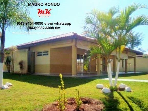 Excelente casa de alto padrão no Condomínio Moradas do Arvoredo em Ibiporã - Foto 19
