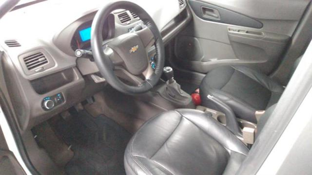 CHEVROLET COBALT 1.8 MPFI LT 8V FLEX 4P MANUAL - Foto 4