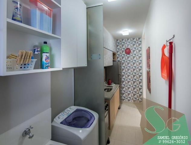 SAM - Via Jardins - 46m² - ITBI+RG grátis - Morada de Laranjeiras - Serra, ES [Q72] - Foto 4