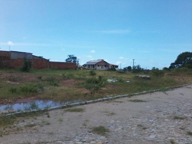 Lote de 200m2, com Sinal de R$ 20mil +24 X. Atrás da Casa Freitas da CE-040, São Bento - Foto 2