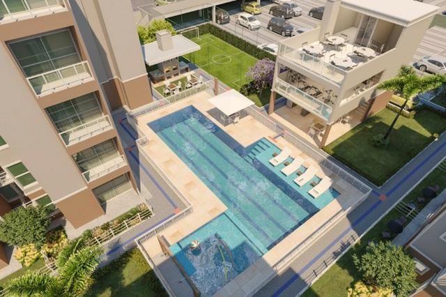 Único Apartamento no Passaré- Elevador- 2 Suites-2 Vagas - Dentro do Minha Casa Minha Vida - Foto 3