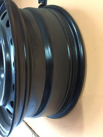 Roda ferro Toyota Corolla aro 16 nova - Foto 4