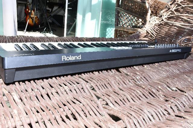 Teclado Controlador Roland A800 PRO - Foto 6