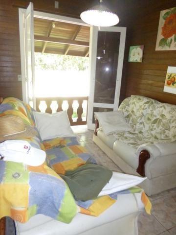 Alugo Casa mobiliada com três dormitórios na baia dos golfinhos em Gov Celso Ramos - Foto 14
