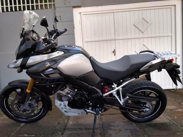 Suzuki DL1000 ABS VSTROM - Foto 10