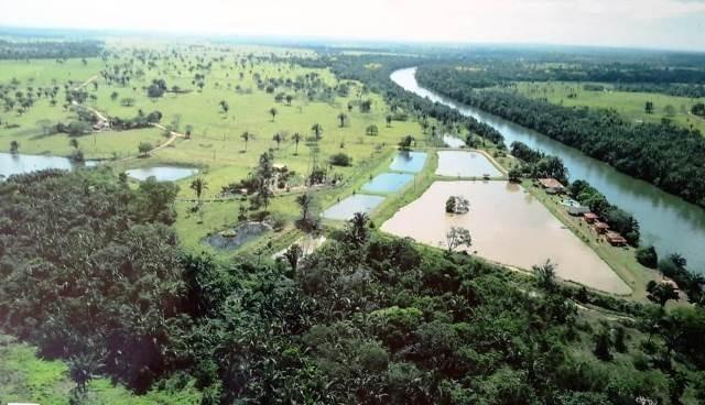 Fazenda Margem Rio Sepotuba B. Bugres MT
