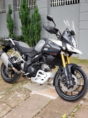 Suzuki DL1000 ABS VSTROM - Foto 9