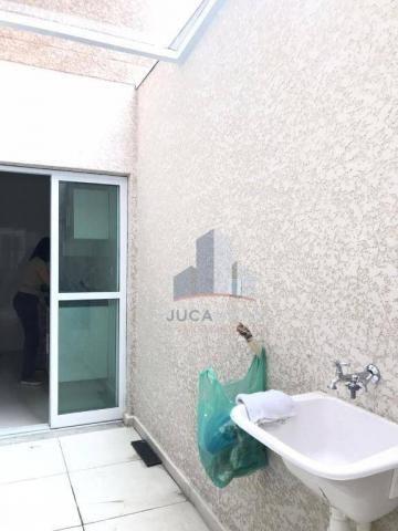 Apartamento com 2 dormitórios para alugar, 68 m² por r$ 1.125/mês - parque são vicente - m - Foto 11