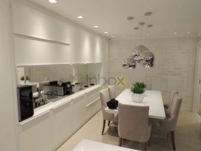 Inbox vende: excelente apartamento de 3 dormitórios (sendo uma suíte, e um escritório), em - Foto 6