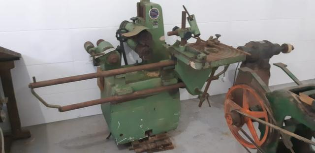 Máquina Carpintaria - Respingadeira 5 Eixos Invicta