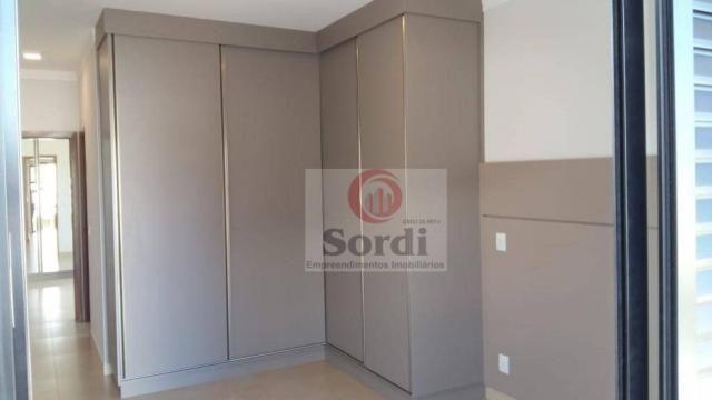 Sobrado com 3 suítes à venda, 205 m² por r$ 890.000 - condomínio buona vita - ribeirão pre - Foto 14