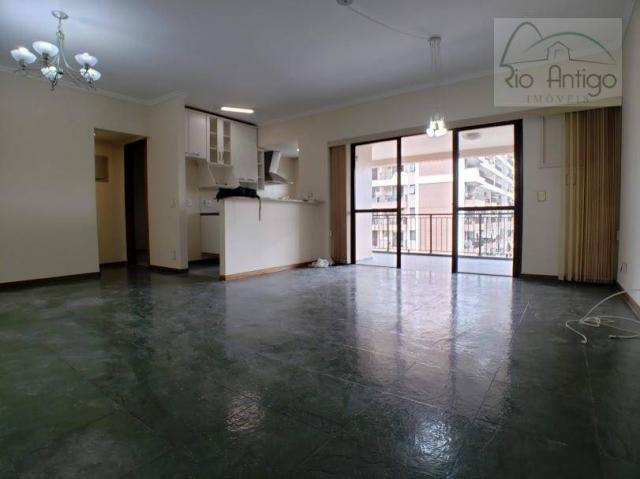 Apartamento com 2 quartos para alugar, 101 m² - barra da tijuca - rio de janeiro/rj