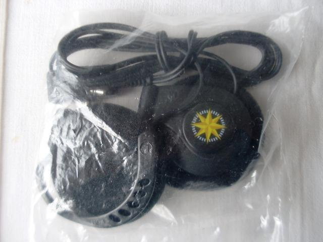 Colecionável Antigo - Fone de Ouvido da Varig - Lacrado - Foto 2