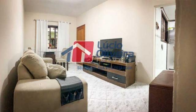 Casa de condomínio à venda com 2 dormitórios em Braz de pina, Rio de janeiro cod:VPCN20026 - Foto 6