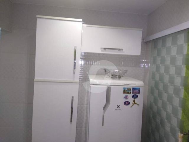 Apartamento com 2 dormitórios para alugar, 121 m² por r$ 1.800,00/ano - icaraí - niterói/r - Foto 5