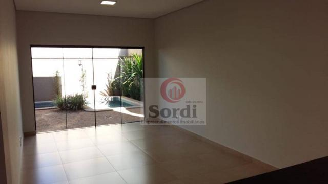 Sobrado com 3 suítes à venda, 205 m² por r$ 890.000 - condomínio buona vita - ribeirão pre - Foto 3