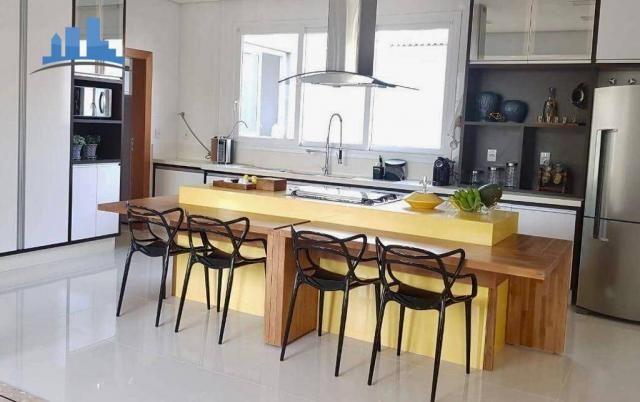 Casa com 4 suítes, mobiliada, country club - cuiabá/mt - Foto 17