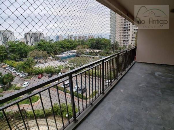 Apartamento com 2 quartos para alugar, 101 m² - barra da tijuca - rio de janeiro/rj - Foto 11