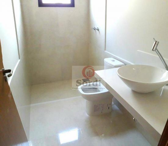 Casa com 3 dormitórios à venda, 165 m² por r$ 780.000 - vila do golf - ribeirão preto/sp - Foto 12