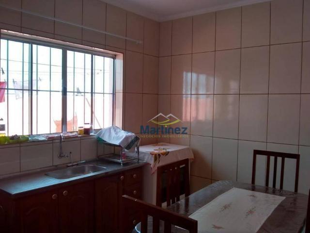 Casa com 2 dormitórios à venda, 80 m² por r$ 400.000 - jardim grimaldi - são paulo/sp - Foto 4