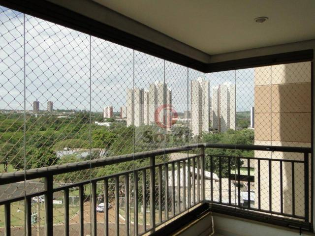 Apartamento com 4 dormitórios à venda, 111 m² por r$ 530.000 - jardim nova aliança sul - r - Foto 3