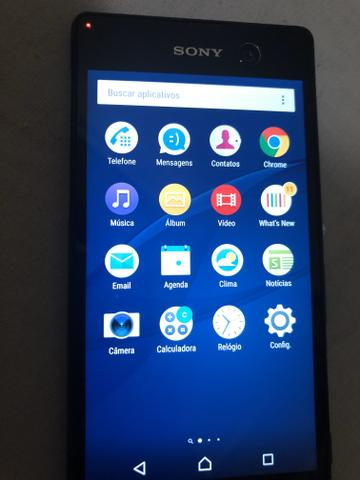 Vendo smartphone sony M5