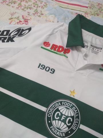 Camisa Oficial do Coritiba - Foto 2