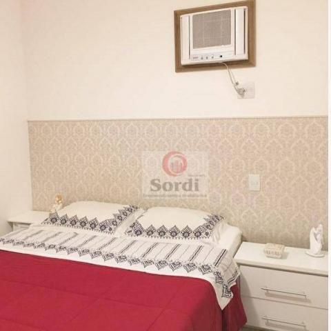 Apartamento com 2 dormitórios à venda, 82 m² por r$ 380.000 - jardim paulista - ribeirão p - Foto 11