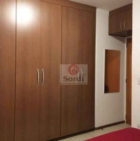 Apartamento com 2 dormitórios à venda, 82 m² por r$ 380.000 - jardim paulista - ribeirão p - Foto 10