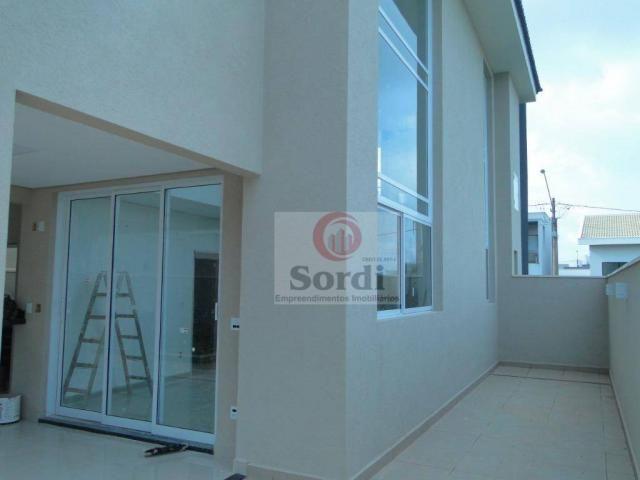 Sobrado com 3 dormitórios à venda, 207 m² por r$ 980.000 - quinta da primavera - ribeirão  - Foto 7