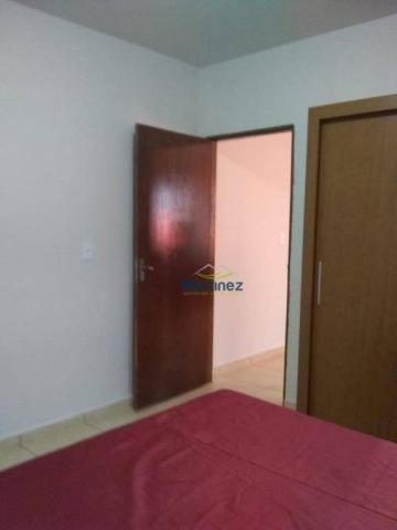 Casa com 2 dormitórios à venda, 80 m² por r$ 400.000 - jardim grimaldi - são paulo/sp - Foto 19