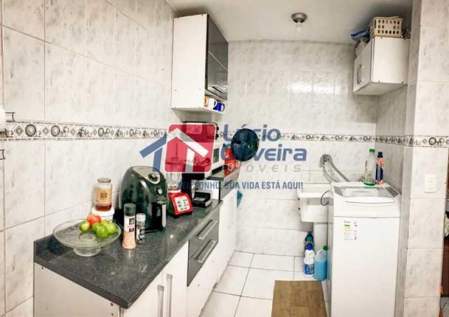 Casa de condomínio à venda com 2 dormitórios em Braz de pina, Rio de janeiro cod:VPCN20026 - Foto 13
