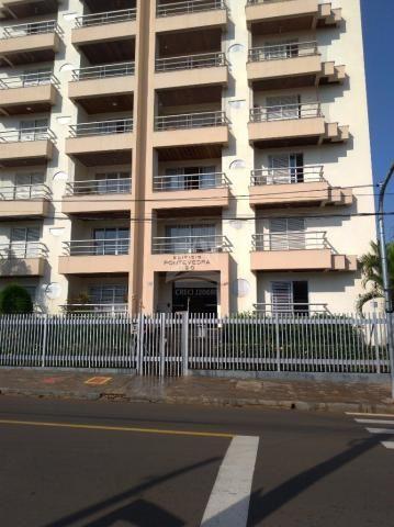 Apartamento à venda com 3 dormitórios em Jardim palma travassos, Ribeirão preto cod:58725