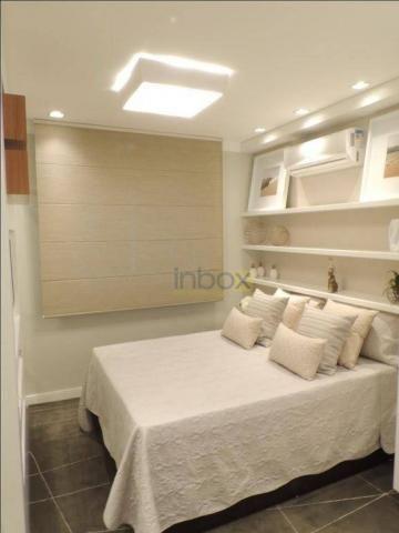 Inbox vende: excelente apartamento de 3 dormitórios (sendo uma suíte, e um escritório), em - Foto 11