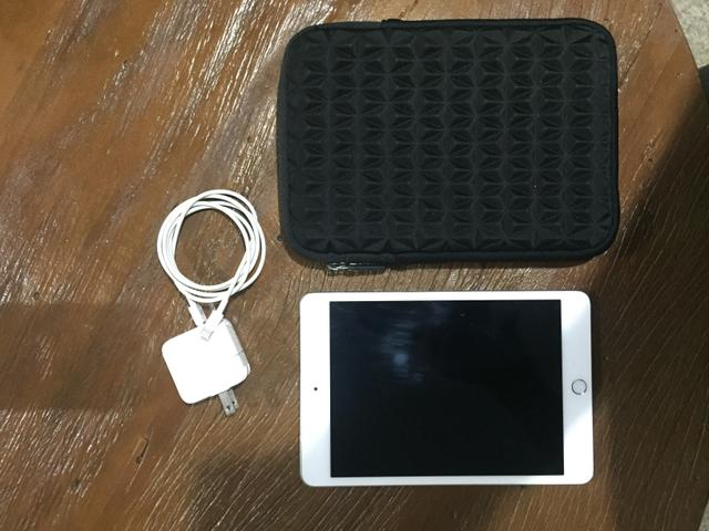 IPad Mini 4 Branco 16 GB
