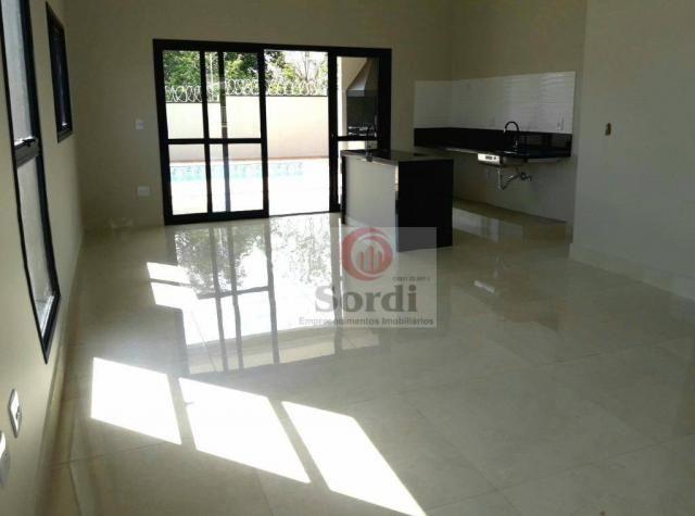 Casa com 3 dormitórios à venda, 165 m² por r$ 780.000 - vila do golf - ribeirão preto/sp - Foto 3