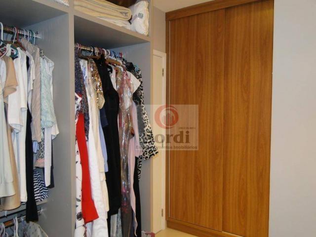 Apartamento com 4 dormitórios à venda, 227 m² por r$ 1.599.000 - jardim botânico - ribeirã - Foto 20
