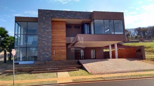 Casa de condomínio à venda com 5 dormitórios em Alphaville, Ribeirão preto cod:43924