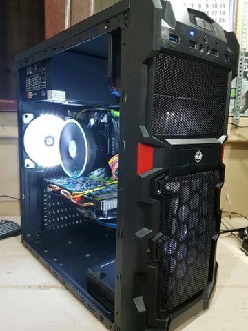 CPU GAMER Ryzen 5 1400, 16gb ram DDR4, GTX 660, SSD 120GB