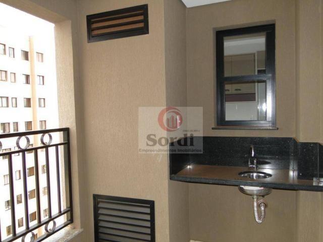 Apartamento com 3 dormitórios à venda, 93 m² por r$ 500 - nova aliança - ribeirão preto/sp - Foto 4