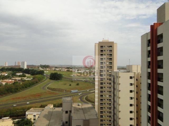 Apartamento com 3 dormitórios à venda, 93 m² por r$ 500 - nova aliança - ribeirão preto/sp - Foto 6